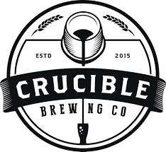 Crucible Brewing is served at The Local 104.