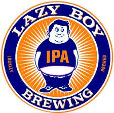 Lazy Boy Brewing is served at The Local 104.