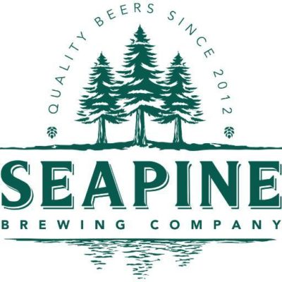 Seapine Brewing Company is served at The Local 104.